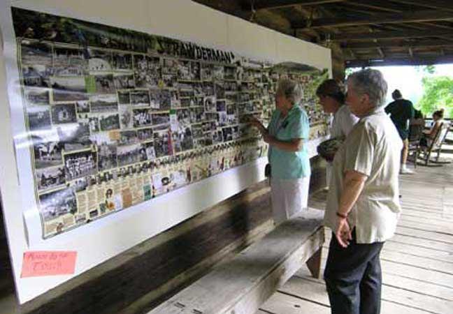 Camp Strawderman 75th Anniversary | July 2004 |  Edinburg, Virginia